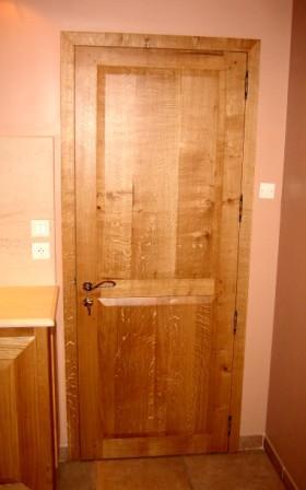 bois et couleurs portes int rieures. Black Bedroom Furniture Sets. Home Design Ideas
